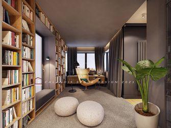 15-20万120平米四室两厅欧式风格书房图
