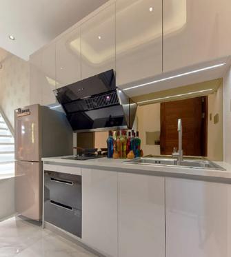经济型30平米小户型轻奢风格厨房装修效果图