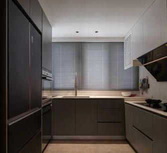 3万以下140平米三室一厅现代简约风格厨房图