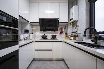 120平米三美式风格厨房图片大全