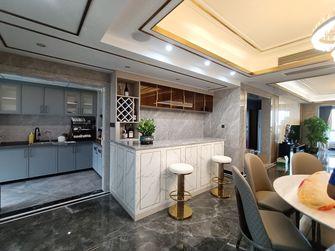 20万以上140平米别墅轻奢风格餐厅图片