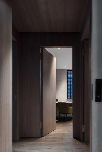 富裕型120平米三室两厅工业风风格书房设计图