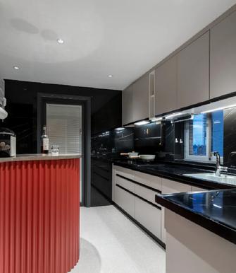20万以上140平米三室两厅日式风格厨房设计图
