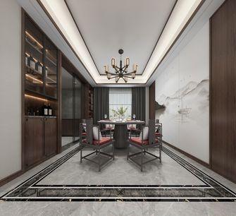 豪华型140平米复式新古典风格餐厅装修案例