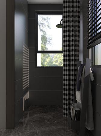 120平米三室两厅轻奢风格卫生间装修效果图