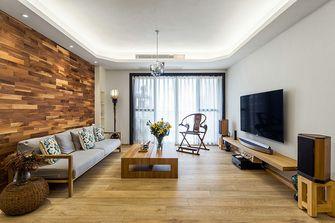 10-15万110平米三室两厅日式风格客厅图