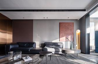 100平米轻奢风格客厅装修图片大全