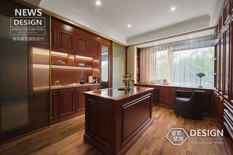 20万以上140平米别墅美式风格书房装修图片大全
