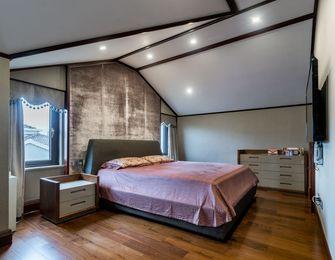 经济型110平米三室一厅东南亚风格客厅图