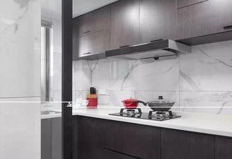 富裕型140平米三室两厅中式风格厨房图