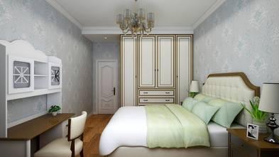 130平米三欧式风格卧室装修图片大全