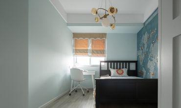 10-15万100平米三室一厅法式风格卧室图片大全
