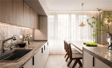 豪华型140平米三室两厅日式风格厨房装修效果图