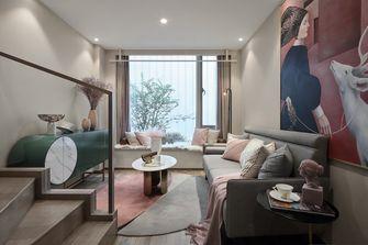 20万以上40平米小户型轻奢风格客厅图片