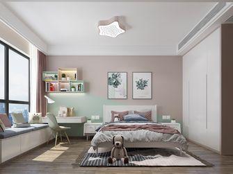 20万以上120平米三室两厅田园风格卧室装修案例