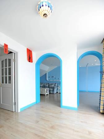 110平米三田园风格客厅图