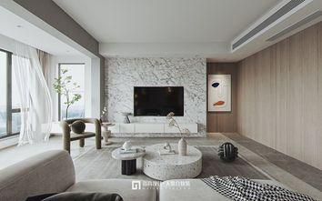 140平米三现代简约风格客厅装修案例