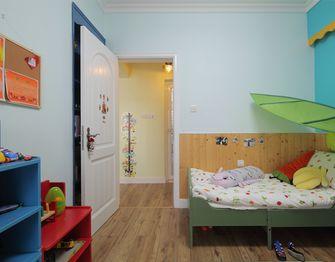 5-10万90平米田园风格卧室图片
