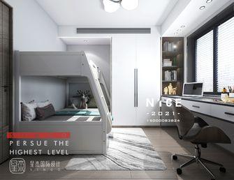 20万以上100平米别墅现代简约风格卧室装修案例