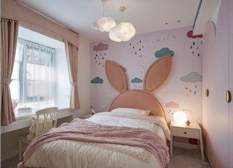 豪华型140平米三室两厅轻奢风格青少年房设计图
