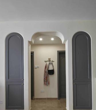 5-10万80平米三混搭风格走廊装修效果图