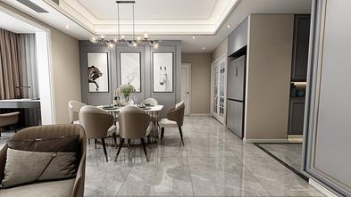 15-20万100平米现代简约风格餐厅设计图