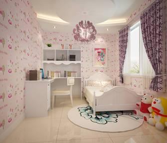 20万以上140平米三新古典风格卧室效果图