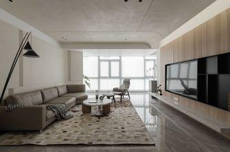 富裕型140平米四室两厅日式风格客厅图片