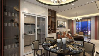 富裕型120平米三室两厅中式风格餐厅图