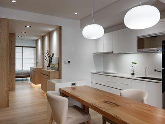 豪华型120平米三室一厅日式风格餐厅图片大全