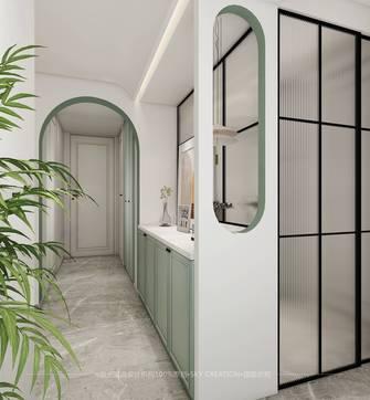 20万以上140平米复式法式风格走廊装修图片大全