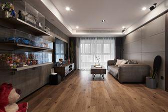 20万以上110平米三室两厅工业风风格客厅图