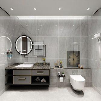 20万以上140平米三室两厅中式风格卫生间图