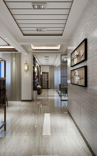 140平米三中式风格走廊图片大全