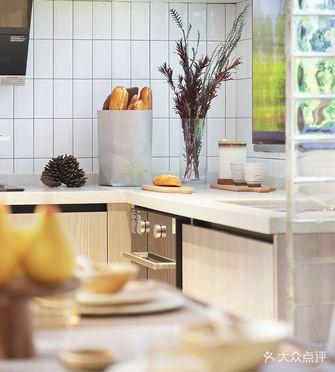10-15万120平米三北欧风格餐厅装修案例