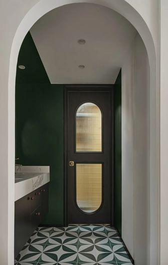 3万以下80平米三室一厅现代简约风格走廊图片