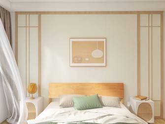 10-15万60平米一室一厅日式风格卧室欣赏图