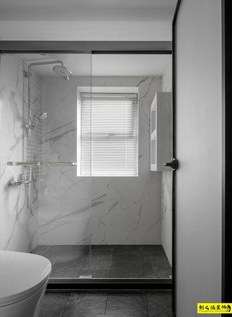 富裕型130平米三室两厅现代简约风格卫生间效果图