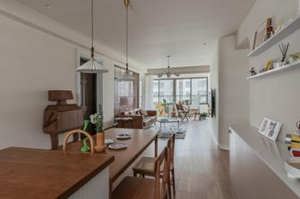 90平米三日式风格厨房图片大全
