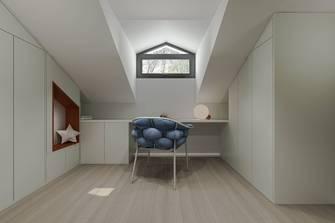 140平米三现代简约风格青少年房欣赏图
