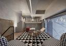 140平米三室一厅现代简约风格阁楼设计图