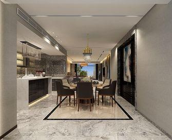 140平米别墅港式风格餐厅效果图