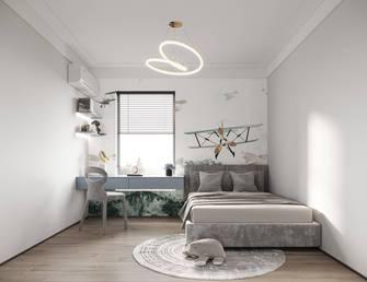 140平米四室两厅轻奢风格青少年房效果图