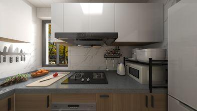 60平米日式风格厨房装修案例