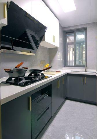 15-20万100平米美式风格厨房装修案例