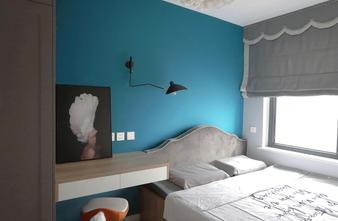 90平米一室两厅北欧风格卧室装修案例