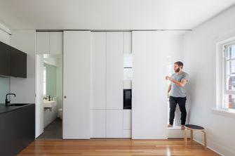 50平米一居室日式风格客厅装修案例