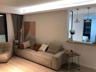 15-20万120平米三室一厅现代简约风格客厅装修效果图