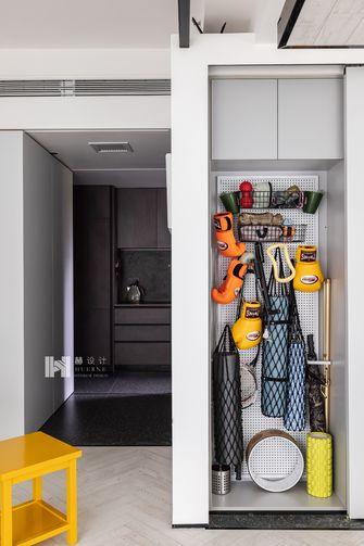 80平米公寓现代简约风格玄关图片大全