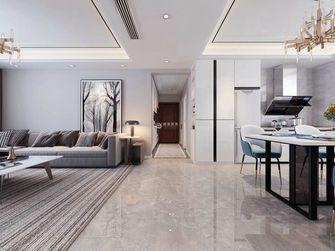 5-10万140平米四现代简约风格走廊效果图